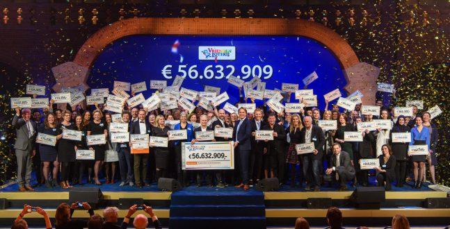 LWF bedankt de VriendenLoterij en alle deelnemers