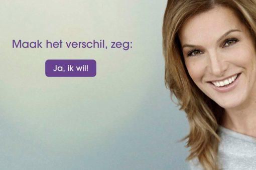 Lucille Werner Foundation: Ja ik wil werken!