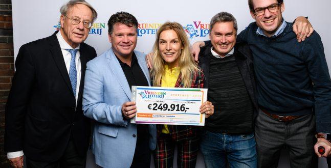 VriendenLoterij schenkt recordbedrag, extra geld voor kinderen in armoede