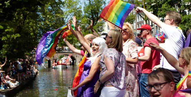 Canal Pride Utrecht 2019